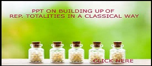 PPT ON  BUILDING UP OF REPT. TOTALITIES IN CLASSICAL WAY