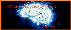 PPT ON EXPLORATION OF MIND-2