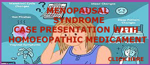 PPT ON MENOPAUSAL SYNDROME CASE PRESENTATION WITH HOMOEOPATHIC MEDICAMENT