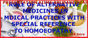 PPT ON ROLE OF ALTERNATIVE MEDICINES IN MDICAL PRACTICES WITH SPECIAL REFERENCE TO HOMOEOPATHY