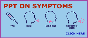 PPT ON SYMPTOMS