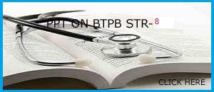 PPT ON BTPB STR-8